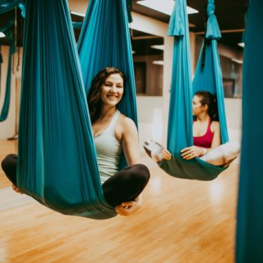 Nov 08, 2019 35hr Aerial Yoga Teacher Training with Nicole Whitman