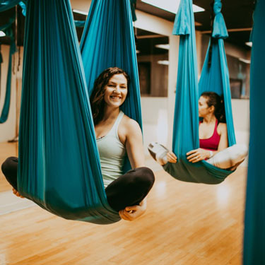 35hr Aerial Yoga Teacher Training with Prestonne Sehn and Nicole Whitman