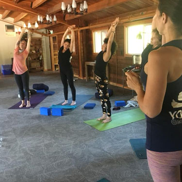 Aug 28 – 30, 2020 Come As You Are – Women's Yoga Retreat